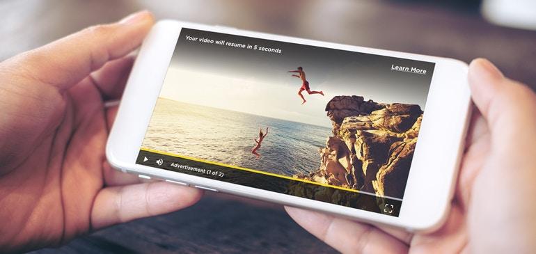video advertisements